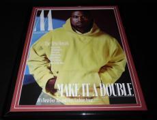 Kanye West Framed 11x14 ORIGINAL 2016 W Magazine Fashion Issue Cover