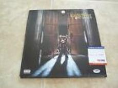 Kanye West Late Registration Signed Autographed LP Album PSA Certified