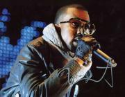 Kanye West Signed Autographed 11x14 Photograph Dropout PSA/DNA Authentic