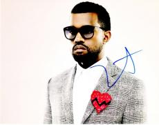 Kanye West Signed - Autographed RARE Yeezus Concert 11x14 inch Photo - Guaranteed to pass PSA or JSA