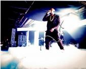 Kanye West Signed - Autographed Yeezus Rap Concert 8x10 inch Photo - Guaranteed to pass PSA or JSA