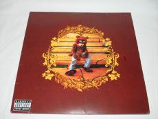 Kanye West Signed   Autographed The College Dropout Album   LP - JSA Certified