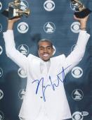 Kanye West Signed Autographed Yeezus 'full Signature' 11x14 Photo With Proof Coa