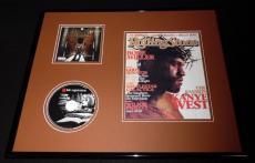 Kanye West Signed Framed 16x20 Late Registration CD & Photo Display