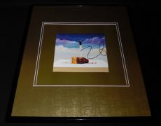 Kanye West Signed Framed 2010 Hell of a Life 16x20 Poster Display