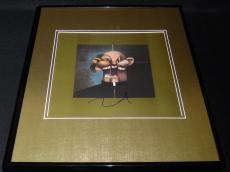 Kanye West Signed Framed 2010 The Priest 16x20 Poster Display