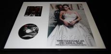 Kanye West Signed Framed Late Registration CD & Photo Display AW