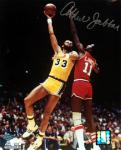 "Los Angeles Lakers Kareem Abdul-Jabbar Autographed 8"" x 10"" Photo"