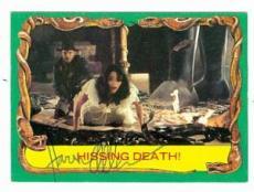 Karen Allen autographed trading card Indiana Jones #57