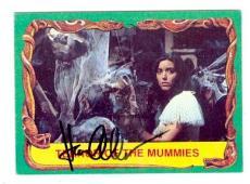Karen Allen autographed trading card Indiana Jones #59