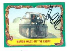 Karen Allen autographed trading card Indiana Jones #64