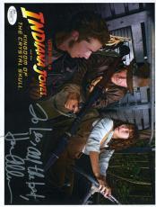 Karen Allen Indiana Jones Jsa Signed 8x11 Photo Authenticated Autograph