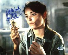 Karen Allen Indiana Jones Raiders of the Lost Ark Signed 8X10 Photo BAS #B41090
