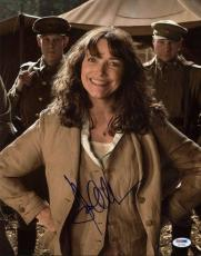 Karen Allen Indiana Jones Signed 11x14 Photo Psa/dna #h12236