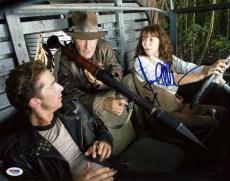 Karen Allen Indiana Jones Signed 11X14 Photo PSA/DNA #M42636