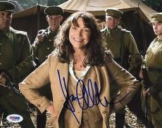 Karen Allen Indiana Jones Signed 8x10 Photo Autograph Psa/dna #m42157