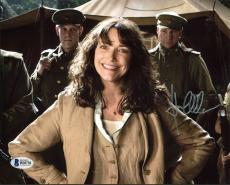 Karen Allen Indiana Jones Signed 8X10 Photo Autographed BAS #B50778