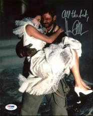 Karen Allen Indiana Jones Signed 8X10 Photo PSA/DNA #AC45158