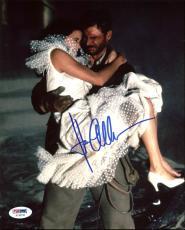 Karen Allen Indiana Jones Signed 8X10 Photo PSA/DNA #AC45159