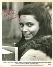 Karen Allen Psa/dna Signed 8x10 Photo Authenticated Autograph