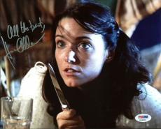 Karen Allen Raiders of the Lost Ark Signed 8X10 Photo PSA/DNA #AA43526