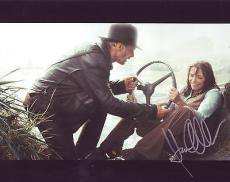 KAREN ALLEN signed *Indiana Jones and the Kingdom of the Crystal Skull* 8X10 #1