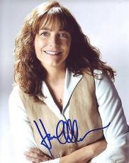 KAREN ALLEN signed *Indiana Jones and the Kingdom of the Crystal Skull* 8X10 #3