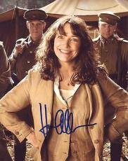 KAREN ALLEN signed *Indiana Jones and the Kingdom of the Crystal Skull* 8X10 #4