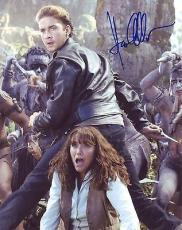 KAREN ALLEN signed *Indiana Jones and the Kingdom of the Crystal Skull* 8X10 #5