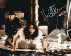 KAREN ALLEN signed *INDIANA JONES* RAIDERS OF THE LOST ARK 8X10 photo W/COA