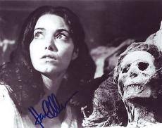 KAREN ALLEN signed *Indiana Jones: Raiders of the Lost Ark* 8X10 W/COA Marion #2