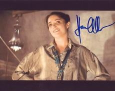 KAREN ALLEN signed *Indiana Jones: Raiders of the Lost Ark* 8X10 W/COA Marion #5