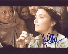 KAREN ALLEN signed *Indiana Jones: Raiders of the Lost Ark* 8X10 W/COA Marion #6