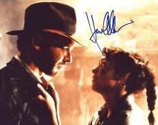 KAREN ALLEN signed *Indiana Jones: Raiders of the Lost Ark* 8X10 W/COA Marion #A