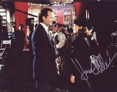 KAREN ALLEN signed *SCROOGED* 8X10 photo W/COA Claire Phillips #1