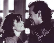 KAREN ALLEN signed *SCROOGED* 8X10 photo W/COA Claire Phillips #2