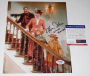 Karen Dotrice Autographed 8x10 Color Photo (mary Poppins) - Psa Dna!