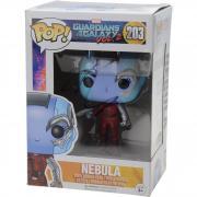 Karen Gillan Guardians Of the Galaxy 2 Autographed #203 Nebula Funko Pop! - JSA