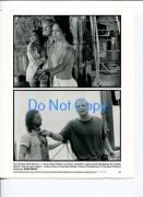 Kari Wuhrer Owen Wilson Jennifer Lopez Jon Voight Anaconda Press Movie Photo