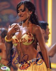 Karina Smirnoff SIGNED 8x10 Photo DWTS PSA/DNA Dancing With The Star AUTOGRAPHED
