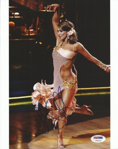 Karina Smirnoff Signed 8x10 Photo PSA/DNA COA Dancing with the Stars Autograph