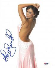 Karina Smirnoff Signed Authentic Autographed 8x10 Photo (PSA/DNA) #H81270