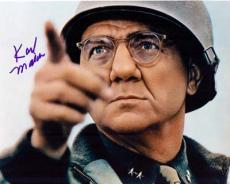 Karl Malden (Patton) autographed 8x10 Photo