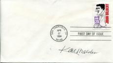Karl Malden Patton A Streetcar Named Desire Patton Signed Autograph FDC