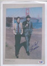 KARL MALDEN SIGNED AUTOGRAPHED PSA DNA 8x10 PHOTO AUTO P63408