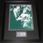 Karl Malden Signed Framed 11x14 Photo Display