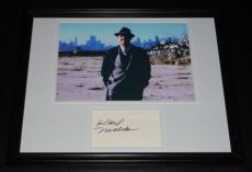 Karl Malden Signed Framed 11x14 Photo Display Streets of San Francisco B