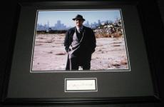 Karl Malden Signed Framed 16x20 Poster Photo Display Streets of San Francisco
