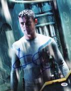 Karl Urban Star Trek Signed 11X14 Photo Autographed PSA/DNA #V20397