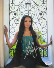 Kat Graham Signed Vampire Diaries Authentic 8x10 Photo (PSA/DNA) #S54762